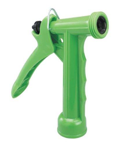 5 Pack - Orbit Adjustable Plastic Hose Nozzle Water Pistol Garden Hoses Sprayer - 58057