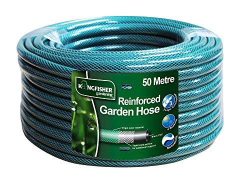 50m Reinforced Garden Hose Pipe