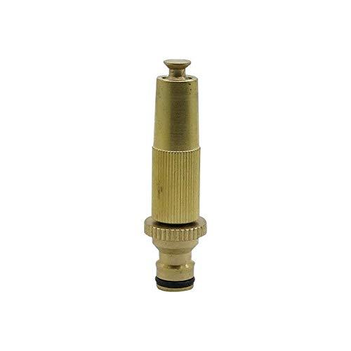 DORATA - Car Wash Spray Gun Adjustable Brass Sprinkler for Garden Irrigation Cleanning Garden Hose Sprinkler System 1 Pc
