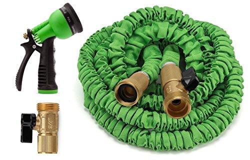 GrowGreen Expandable Garden Hose Strongest Expandable Hose Resistance Latex 50 L