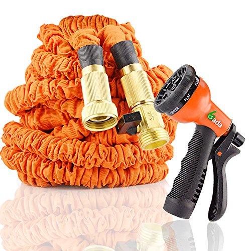 Gada New Quality Expanding Garden HoseStrong Expandable Garden Water Hose FlexibleNeverkink HoseWatering Flexible Hose100ft
