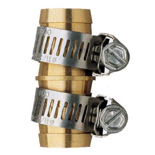 2 Pack - Orbit 58 Aluminum Water Hose Repair Kit with Hose Clamps