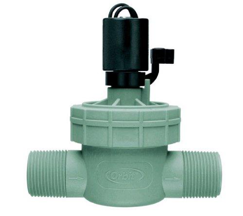 Orbit Sprinkler System 1-inch Male Npt Jar Top Valve 57467
