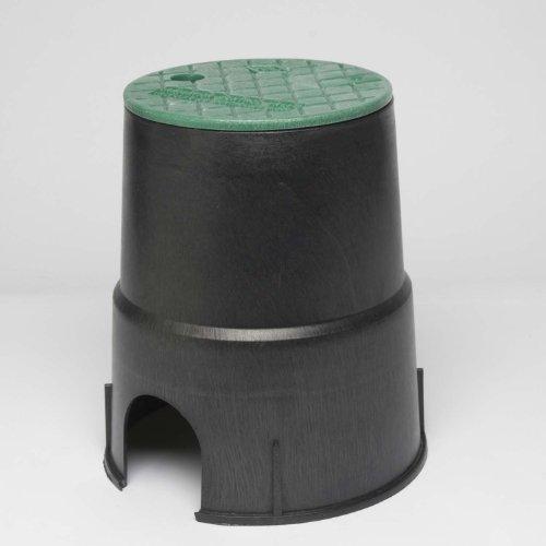 Storm Drain FSD-60 6 Round Sprinkler Valve Box wlid