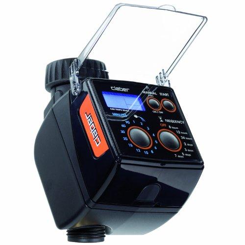 Claber 8486 Tempo Select Advanced Push-button Digital Water Timer