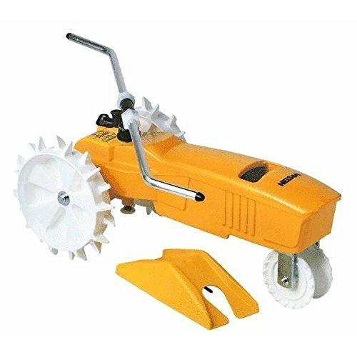 Bosch Cast Iron Traveling Lawn Sprinkler Tractor W Auto Shutoff jm54574-4565467341170226