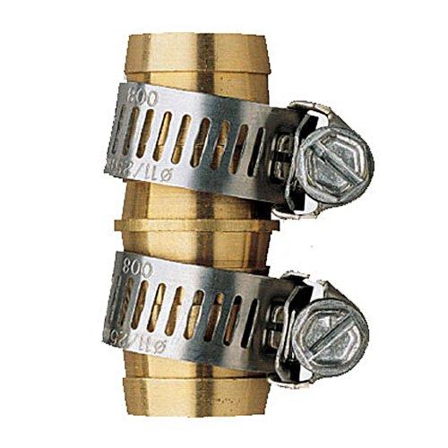 5 Pack - Orbit 5/8 Aluminum Water Hose Repair Kit With Hose Clamps