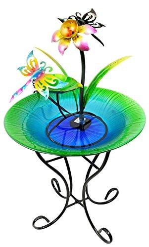 Red Carpet Studios Mini Pump Garden Fountain Dragonfly