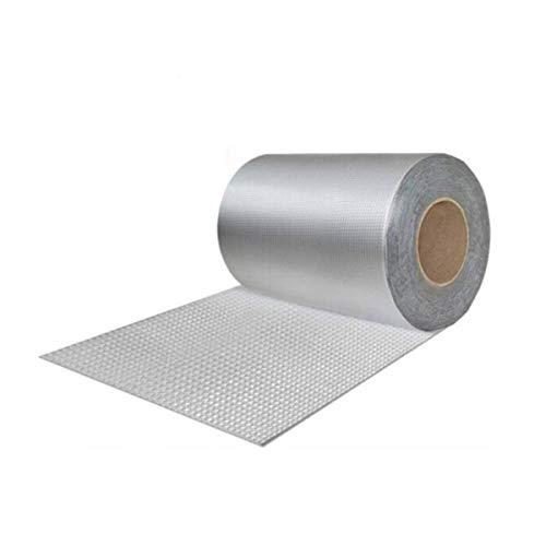 Yougou01 Waterproof Tape Room Roof Wall Crack Doors and Windows Water Pipe Bathroom Tile Glass Color Steel Tile Water Leakage Coil 20cm Wide 5m LongEasy to use