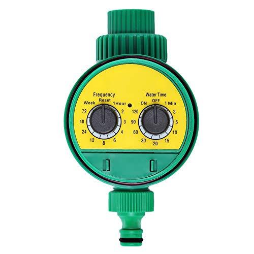 Afco Automatic Garden Watering Timer Irrigation Sprinkler System Controller