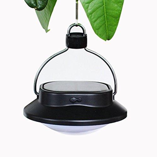 Smadz Sl61 Hanging Solar Light 60 Led Beads Waterproof For Outdoor Garden Modern Fixture Hallway Patio Garden