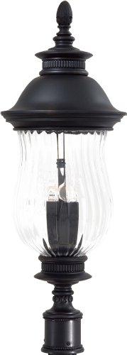 Minka Lavery Outdoor 8906-94 Newport Cast Aluminum Outdoor Post Lighting 160 Total Watts Heritage
