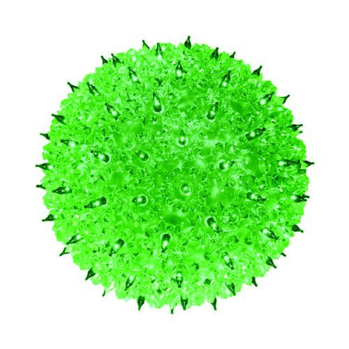 Bethlehem Lighting Indooroutdoor Mini Starchristmas Light Sphere 50   Green