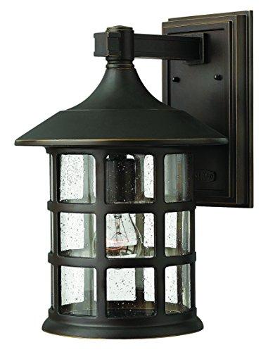 Hinkley Lighting 1805oz Freeport 1-light Outdoor Light, Oil Rubbed Bronze