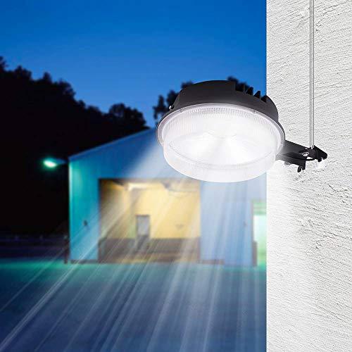 Binlin 70W LED Outdoor Barn LightPerfect Yard Light or Barn Light for Area Lighting9100 Lumens5000K Daylight FloodlightLife Span 50000 Hours