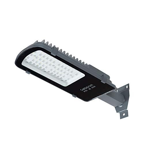 Gebosun 60W LED Outdoor Barn Security Light - 6000LM 6000k Street Floodlight for SecurityAreaYard LightingWaterproof IP65 - ETL&DLC Listed not Solar lamp