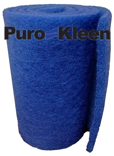 Puro-kleen Perma-guard Rigid Pond Filter Media 12&quot X 72&quot 6 Feet