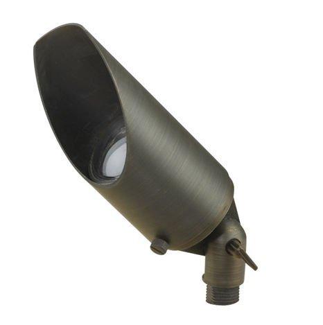 LIGHTCRAFT OUTDOOR FL-105B-LED-MR16-45-3K-BZ Landscape Spot Light Bronze