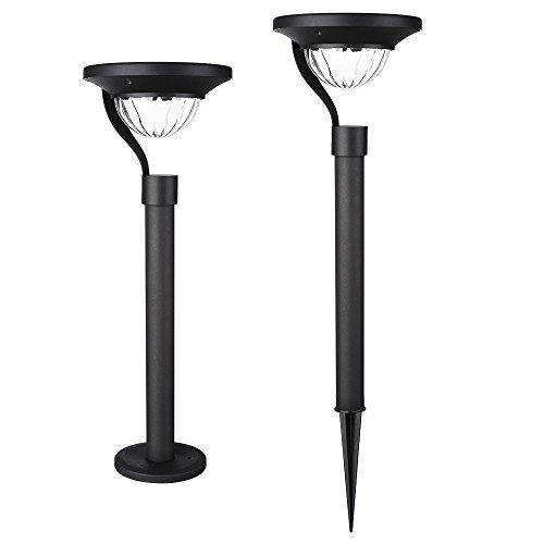 Solar Lights Outdoor Huihong Solar Path Lights Wireless Waterproof Led Solar Garden Lights Solar Patio Lights