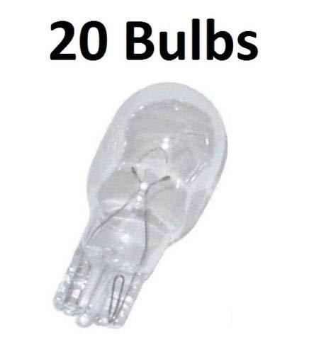 jingobell 12 Volt 11 Watt Low Voltage Landscape Bulb for Malibu ML11W4C - 20 Pack