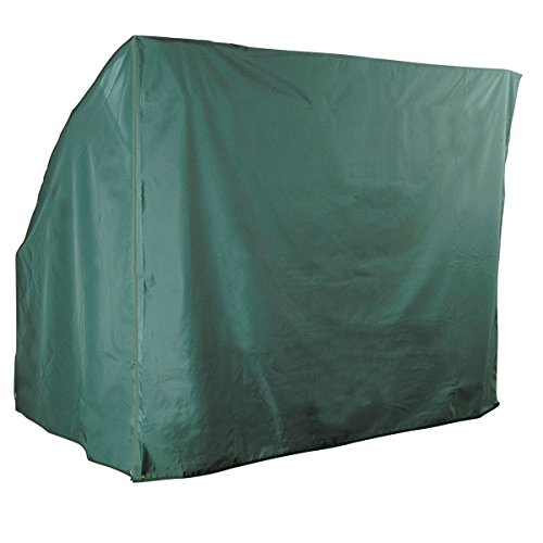 Bosmere C510 Waterproof Swing Seat Cover 96 x 57 x 67 Green