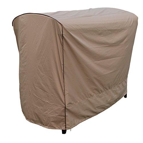 Sorara Usa Ch0805772tn 3 Seat Hammock Canopy Swing Cover 80 X 57 X 72 Tan