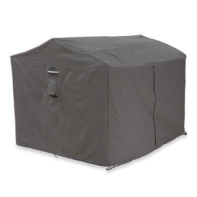 Classic AccessoriesRavenna Canopy Swing Cover in Dark Taupe