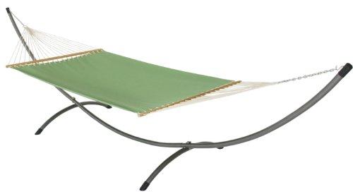 PHAT TOMMY Sunbrella Dupione Deluxe Hammock Outdoor Patio Deck Swing