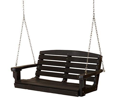 Wildridge Recycled Plastic Classic 4ft Porch Swing