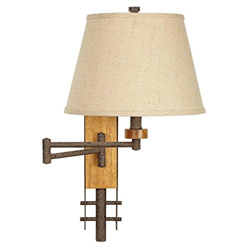 Pacific Coast Lighting Westfork Swing Arm Wall Lamp