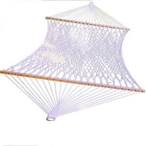 Algoma 11 ft Cotton Rope Hammock