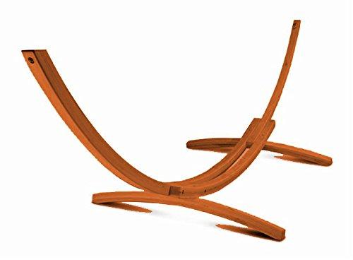 RST Brands Cypress Wood Hammock Frame