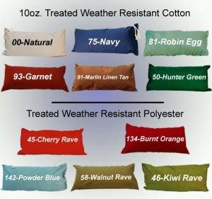 Deluxe Comfort Hammock Pillow Color Hunter Green
