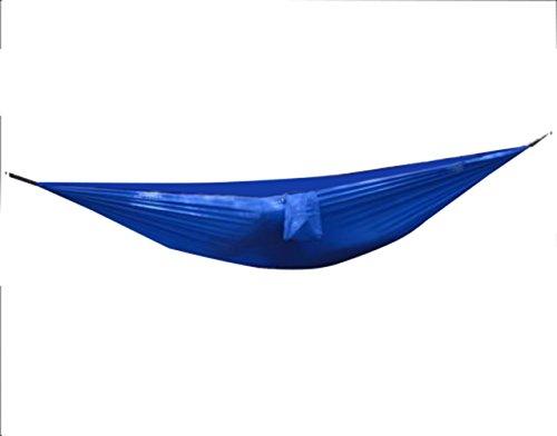 Szxkt Double Hammocks Ultralight Portable Nylon Parachute Hammock For Light Travel Camping Hiking Backpackingbest
