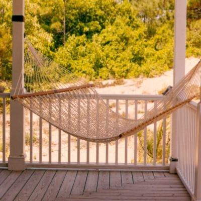 Pawleys Island Hammocks Single Original Cotton Rope Hammock