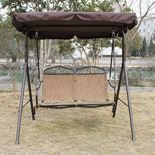 Limites Sales Bestmart Inc Outdoor 2 Persons Patio Backyard Porch Swing Glider Hammock Chair Bench Furniture With