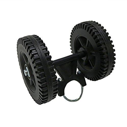 Sunnydaze Durable Hammock Stand Wheel Kit