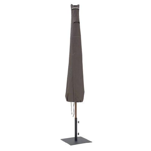 Classic Accessories 55-159-015101-EC Ravenna Patio Umbrella Cover Taupe