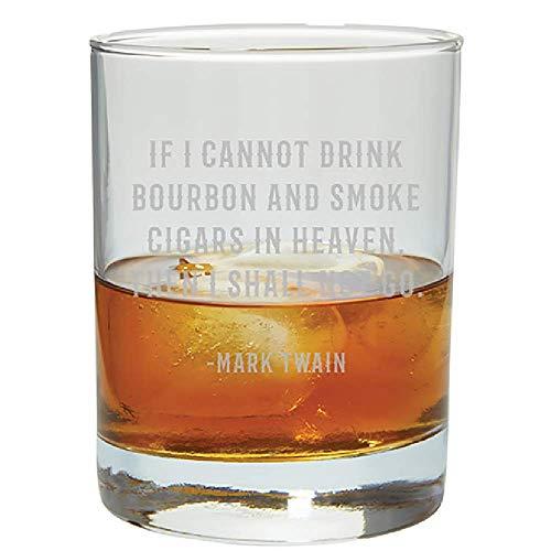 Carson 23702 Bourbon Rocks Glass 12-ounce Clear