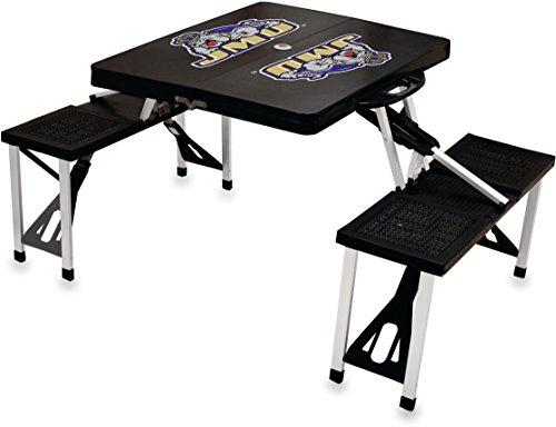 NCAA James Madison Dukes Portable Picnic Table