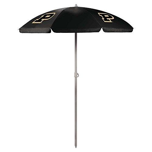 NCAA Purdue Boilermakers Portable Sunshade Umbrella