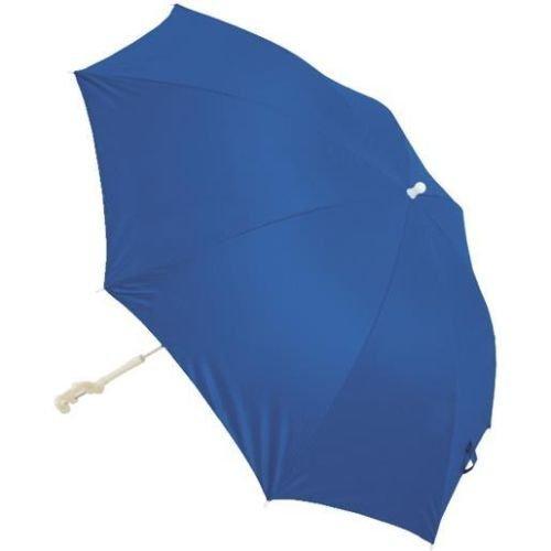 Beach Chair Clamp On Umbrella- 4 - 2 Pack - Blue