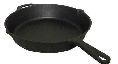 King Kooker Cifp15s Pre-seasoned Cast Iron Skillet 15-inch
