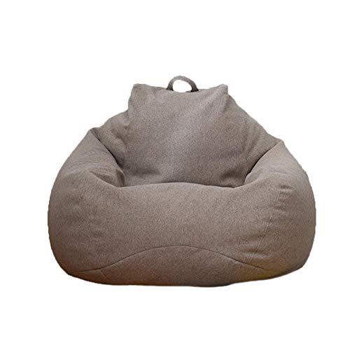 Sofa Bean Bag CoverRemovable Bean Bag Sofa Coat Bean Bags Chairs Slipcover for Lazy Sofa Indoor Outdoor Bean Bag Chair4 Colors to Choose