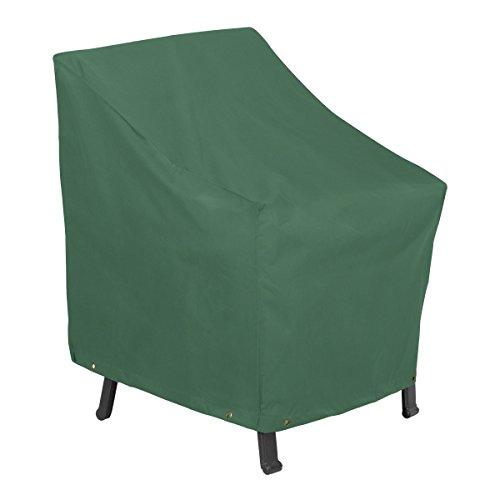 Classic Accessories 55-435-011101-11 Atrium Patio Chair Cover Green