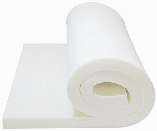 Foam Cushion 3T x33W x80L 1536 Medium Firm Sofa Seat Replacement Foam Upholstery Foam Sheet Foam Padding