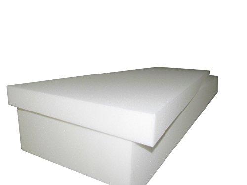 Foam Cushion 8x33x80 1536 Medium Firm Sofa Seat Replacement Foam Cushion Upholstery Foam Sheet Foam Padding