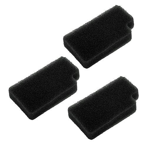 Poulan Proamp Craftsman Blower 3 Pack Replacement Foam Air Filter  545116801-3pk