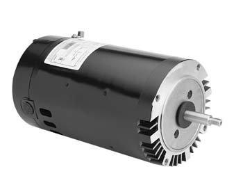 Hayward Pool Pump Motor 3 HP Single Speed Max Rated - AO Smith