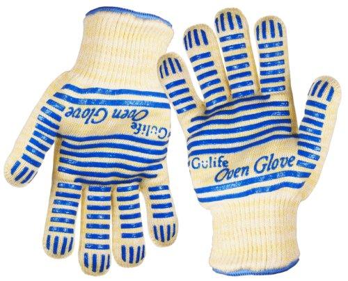 revolutionary En407 Standard Gulife&reg Oven Glove Withstands Heat Up To 662&degf Over 15s - En407 Standard Level3